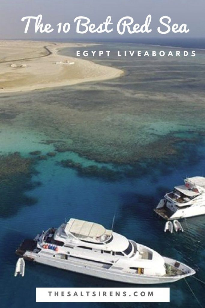 The 10 Best Red Sea liveaboard trips in Egypt!