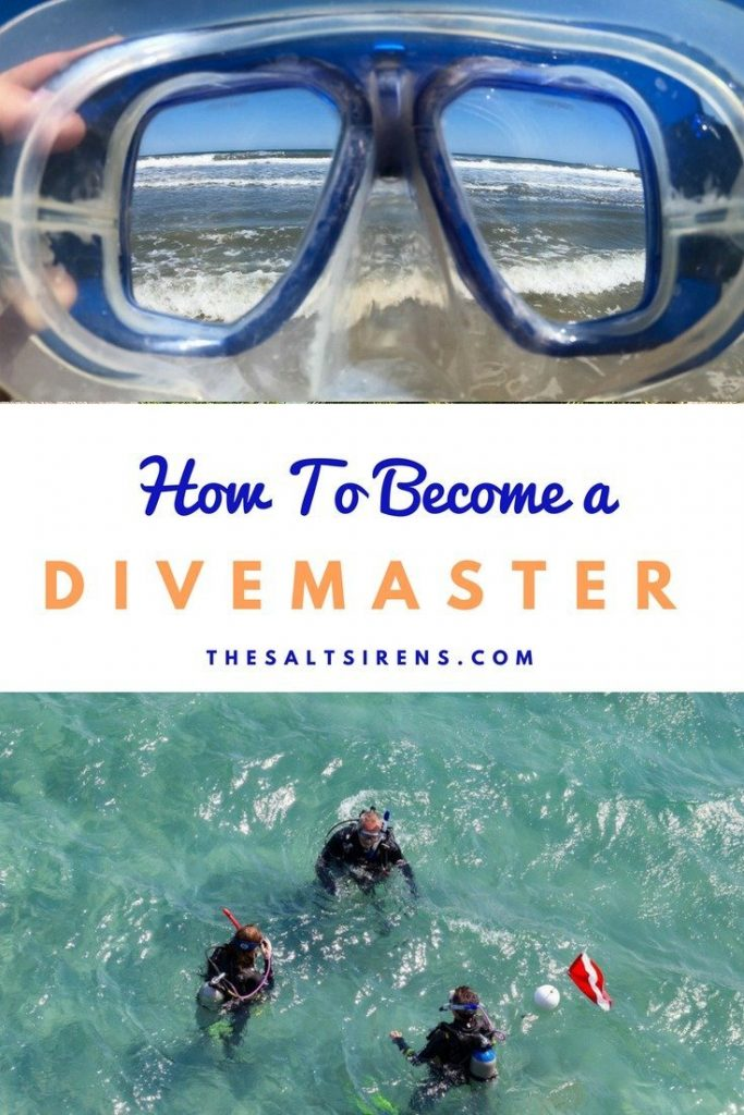 Is becoming a divemaster on your scuba bucket list? Here's what you need to know.