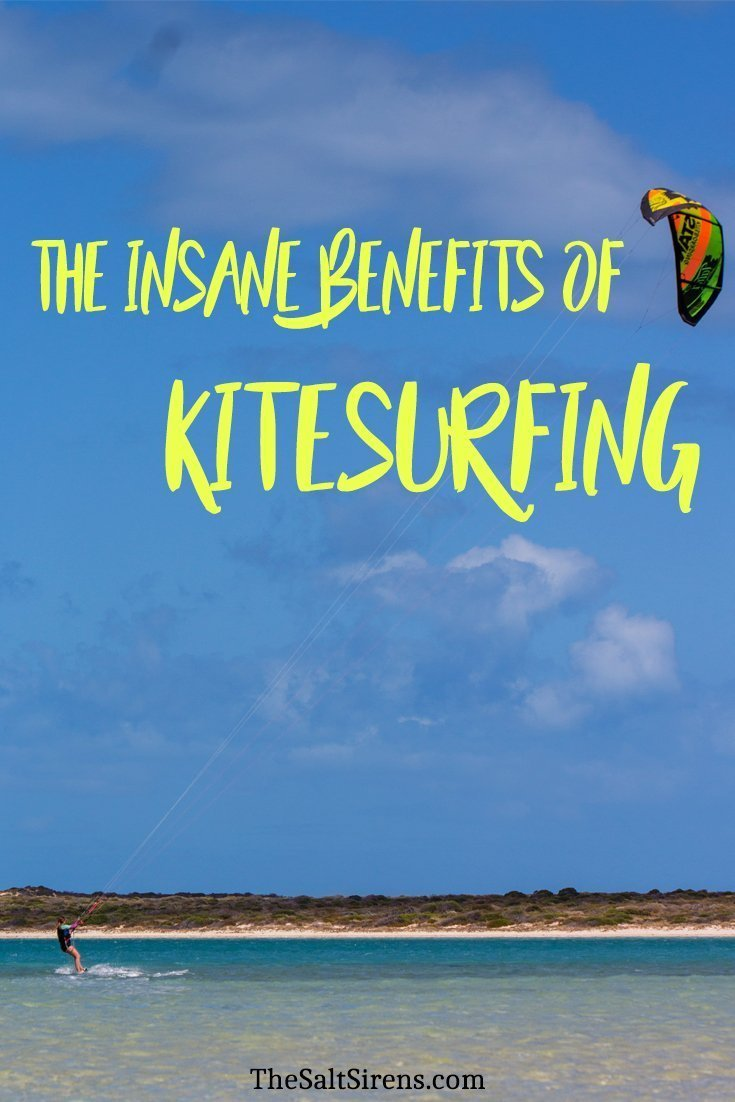 Kitesurfing / kiteboarding is one of the best sports in the world -- here is why