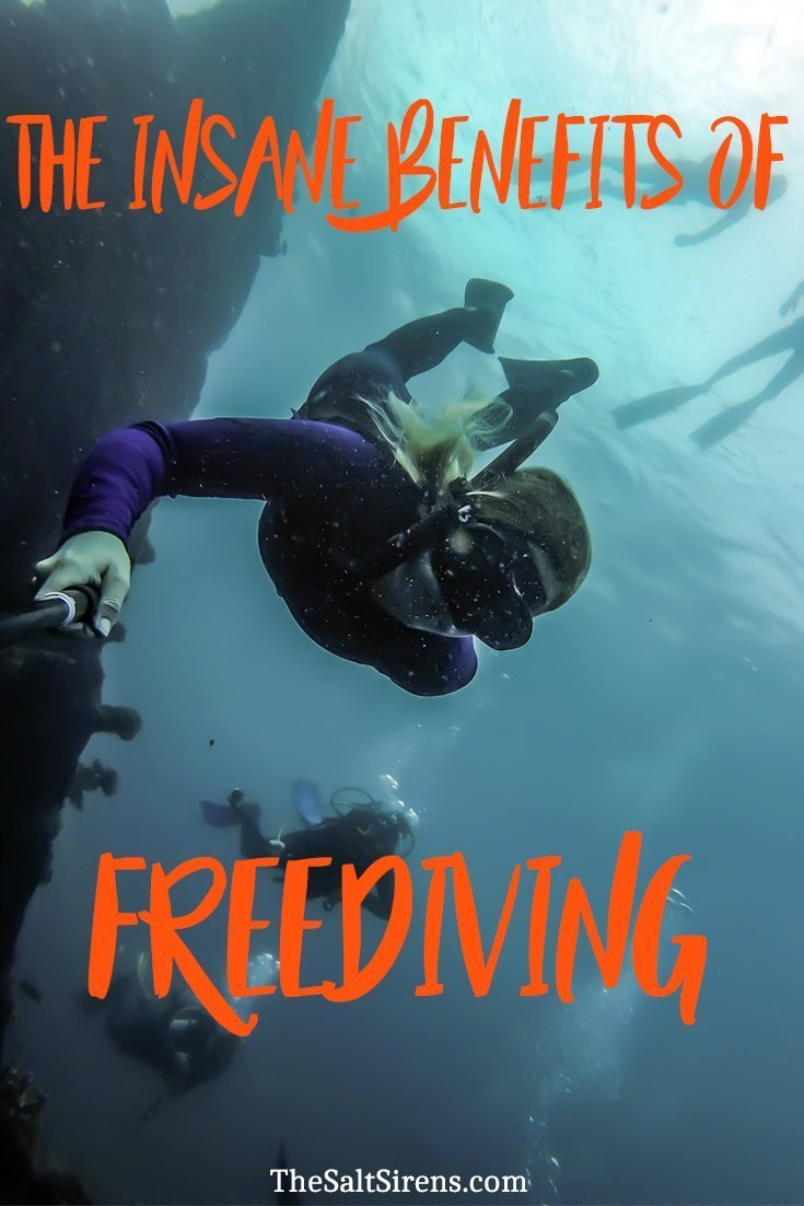 Freediving is an incredible sport that is closely linked to yoga -- here's why you should learn how to freedive
