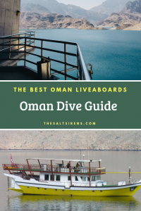The best liveaboards and dive sites in Oman