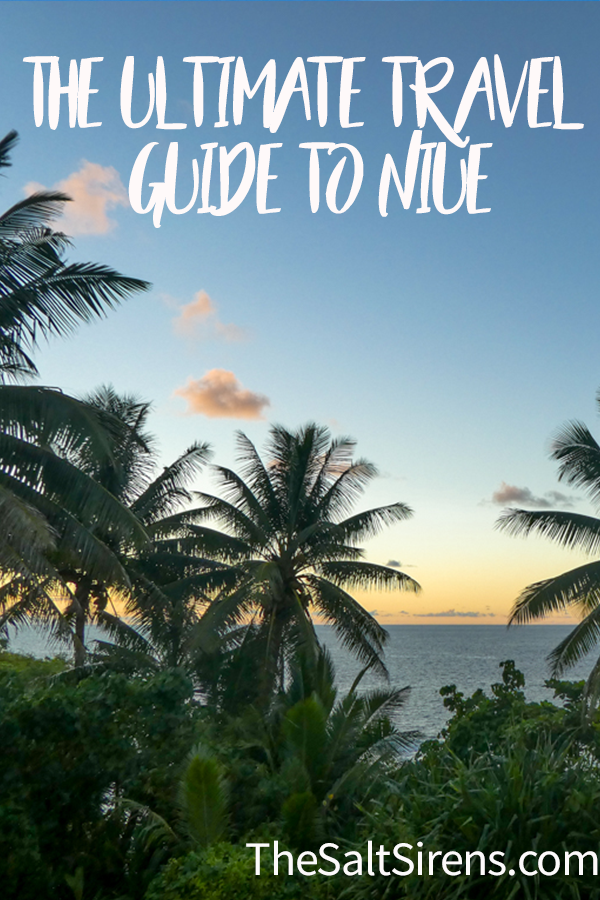 The ultimate dive and travel guide to the little Pacific Island of Niue including where to stay, what to do, and where to dive.