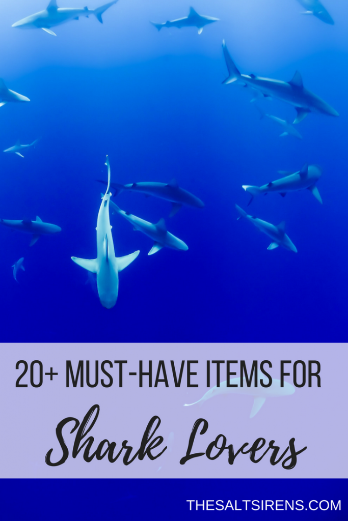 Know someone who loves sharks? These are the best gifts for shark lovers.