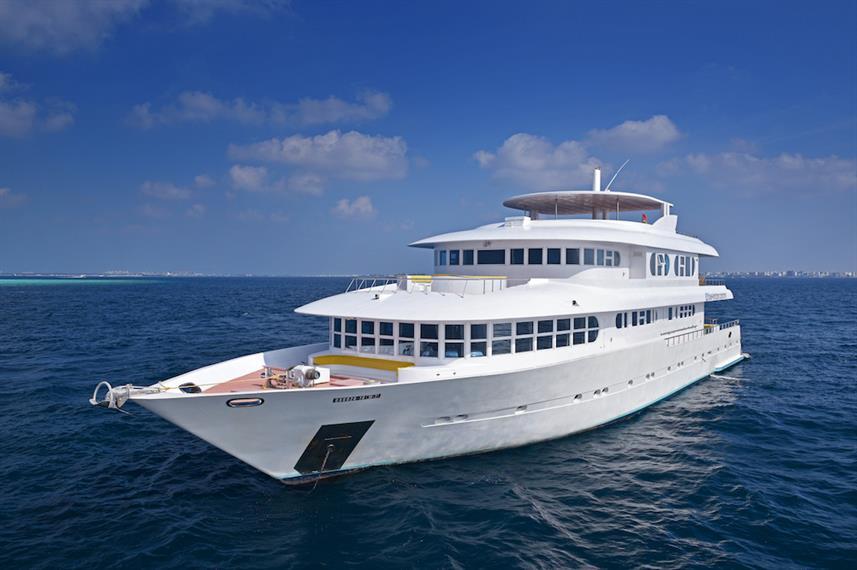 Horizon III: Best budget Maldives liveaboard