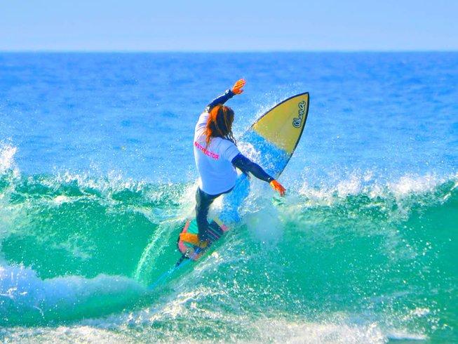 Friends of the Ocean - surf camp in Tenerife